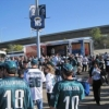 2013 Philadelphia Eagles Road Trip Tailgate !
